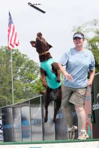 Nancy Akin - 2012 Rucker Jump