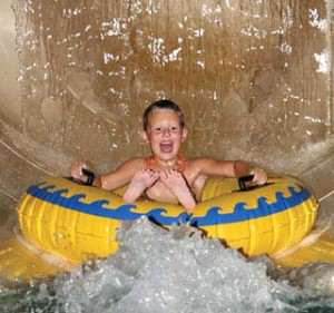 Grand Harbor Water Park Boy slide