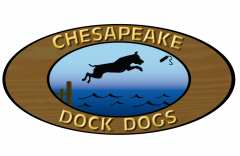 Chesapeake DockDogs Logo