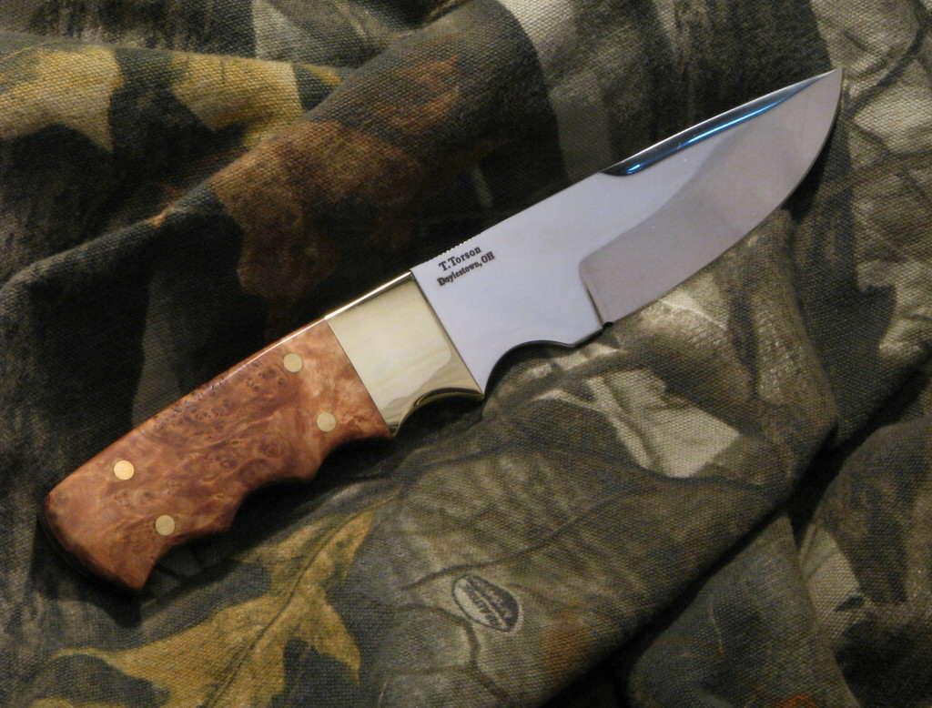 Tim Torson - B.A.A.R.K. Foundation Knife