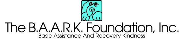 B.A.A.R.K Foundation Logo
