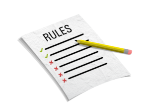 Rules & Policies Icon