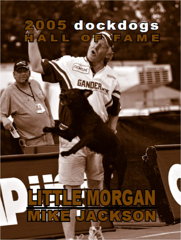 Mike Jackson & Little Morgan Hall of Fame