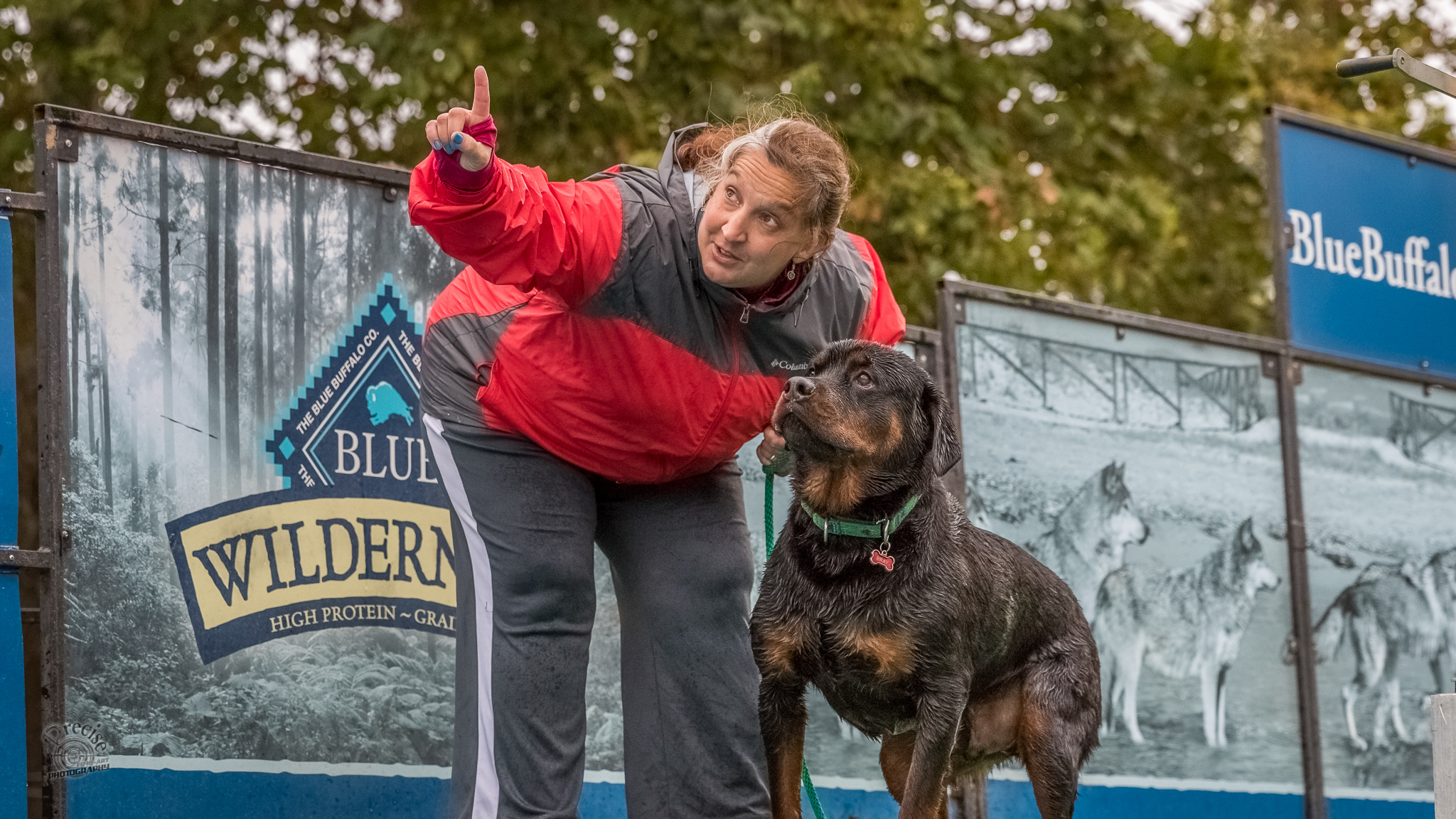 Buckeye DockDogs Midwest Outdoor Expo. Photo by Jim Zelasko, All Rights Reserved