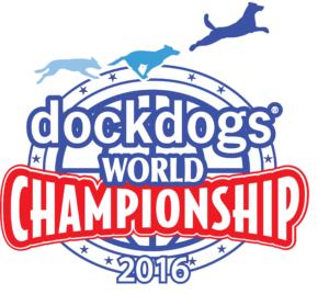 2016 DockDogs World Championships Logo