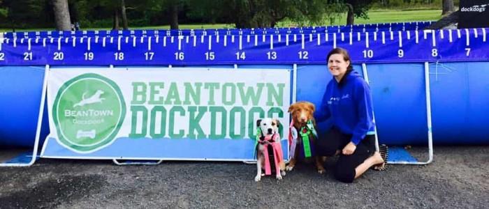 Melissa Doren Beantown DockDogs