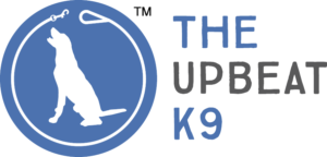 The Upbeat K9 Logo