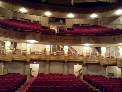 Five Flags Center Theater