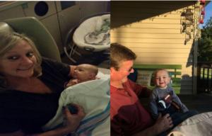 Noah and family